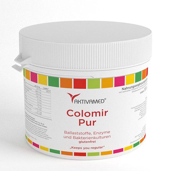 Colomir-Pur-Aktivamed-ballaststoffe-enzyme-flora-darmreinigung---Dose-600
