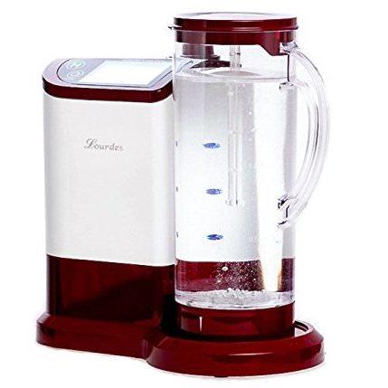 Lourdes Wasserstoff Wasser Generator antioxidatives Wasser -weiss