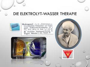 13-Die Elektrolyt-Wasser Therapie