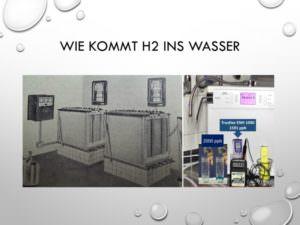 26-Viel Wasser - Wenig Wasserstoff