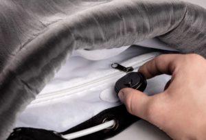 TranceBag Nebulite Drawstring backpack with SMART controller